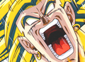 Broly Screaming