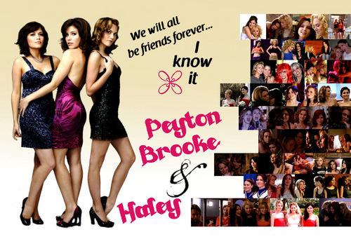 Brooke,Peyton & Haley