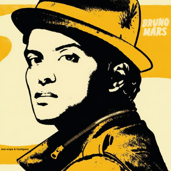 Bruno Mars Doo-Wops & Hooligans 팬 made Cover