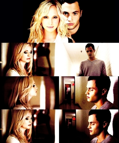 Caroline and Dan