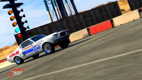 Forza Motorsports 3 fond d'écran probably with a chaussée and a stock car called Cars