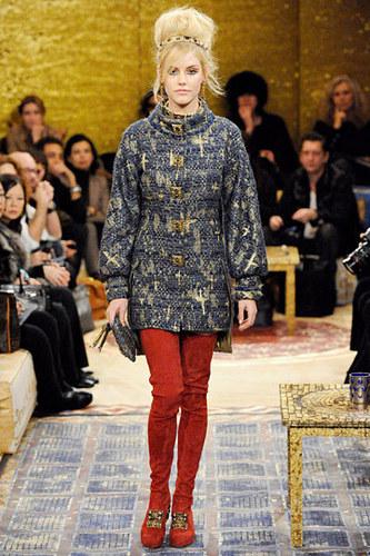 Chanel Pre-Fall 2011 Womensware & Mensware