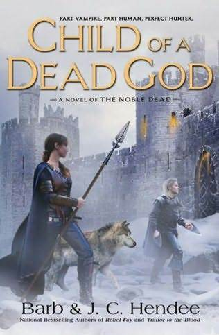 Child of a Dead God US Cover Magiere, Leesil and Chap
