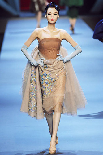 Christian Dior Spring 2011 Couture