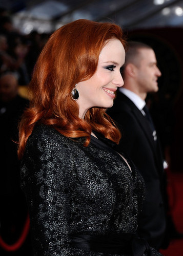 Christina Hendricks - 17th Annual Screen Actors Guild Awards - Red Carpet