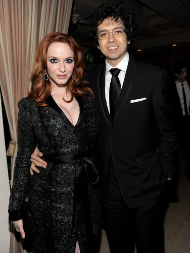 Christina Hendricks - Dewar's Weinstein SAG After Party