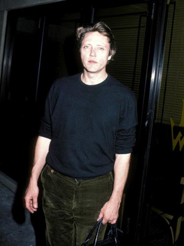 Christopher Walken [Theatre   Mid-80's]