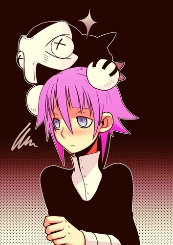 Soul Eater- Crona 바탕화면 containing 아니메 called Chrona & Ragnorok