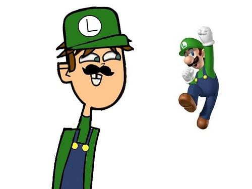 Cody as Luigi