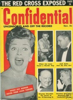 Confidential Magazine