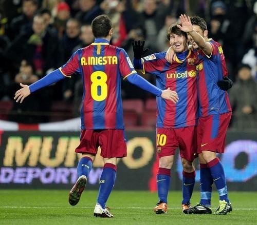Copa del Rey (Barcelona - Almeria)