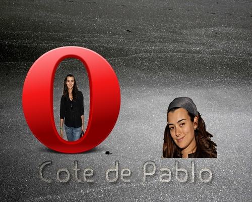 Cote de Pablo - Opera en la arena