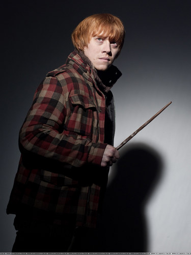 Rupert Grint wallpaper called DH Promo Pics