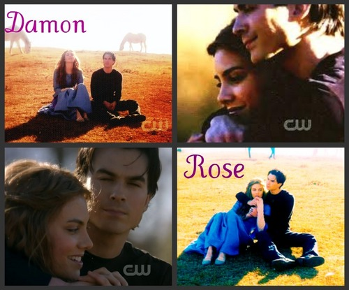 Damon & Rose