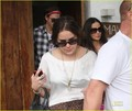 Demi Moore & Ashton Kutcher: Lunch in Sao Paulo! - demi-moore photo