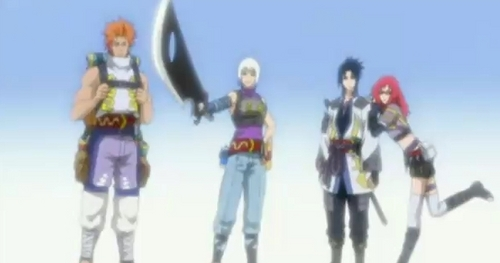 Dragon Blade Chronicles - Hebi