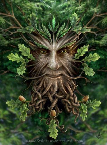 Oak Creature