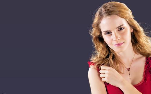 Emma Watson DH 壁纸