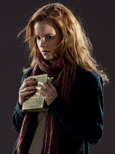 Emma Watson - Harry Potter and the Deathly Hallows promoshoot (2010-2011)