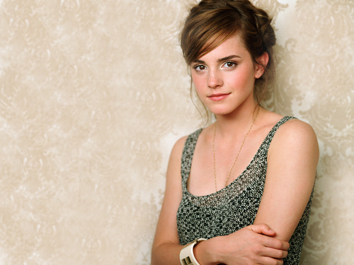 Emma Watson Hintergrund probably with a maillot, a bustier, and a badeanzug titled Emma Watson