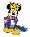 Emperor Mickey - mickey-mouse fan art
