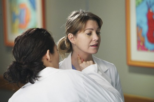 Grey's Anatomy wallpaper called Episode 7.15 - Golden Hour - Promo Photos