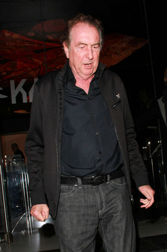 Eric Idle leaves Hollywood hotspot