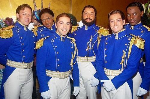 Eric's Sailors