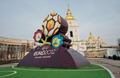 Euro Cup 2012 Logo in Kiev - uefa-euro-2012 photo