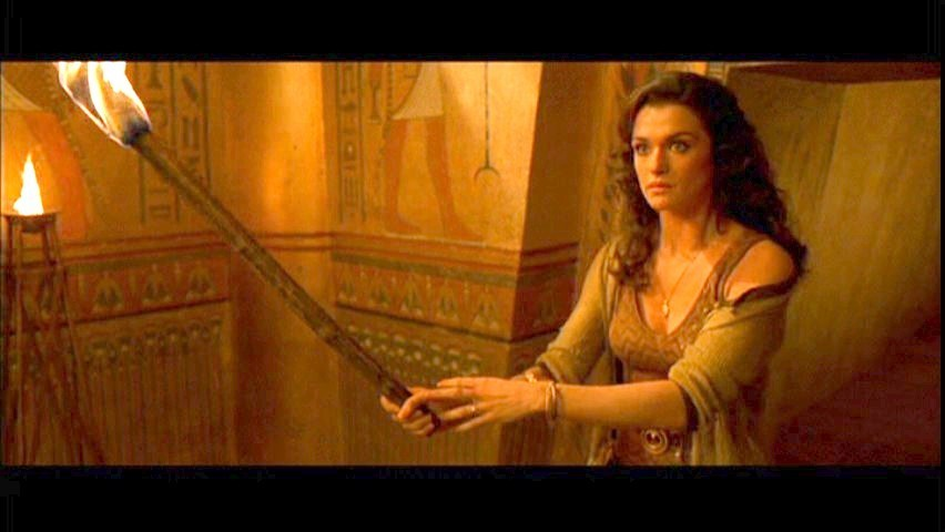 "Evelyn ""Evy"" Carnahan - The Mummy"
