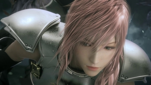 Final Fantasy wallpaper with a breastplate, an armet, and a sallet called Final Fantasy XIII-2 Teaser Trailer