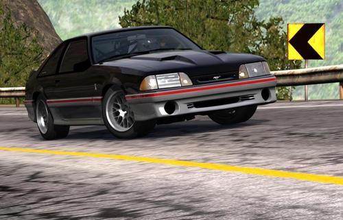 Foxbody Mustangs