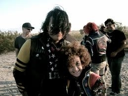 My Chemical Romance wallpaper probably containing a green beret, a navy seal, and a rifleman entitled Frank & grace
