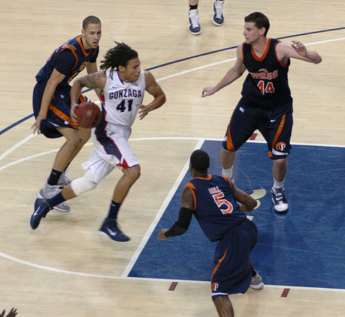 GU vs Pepperdine