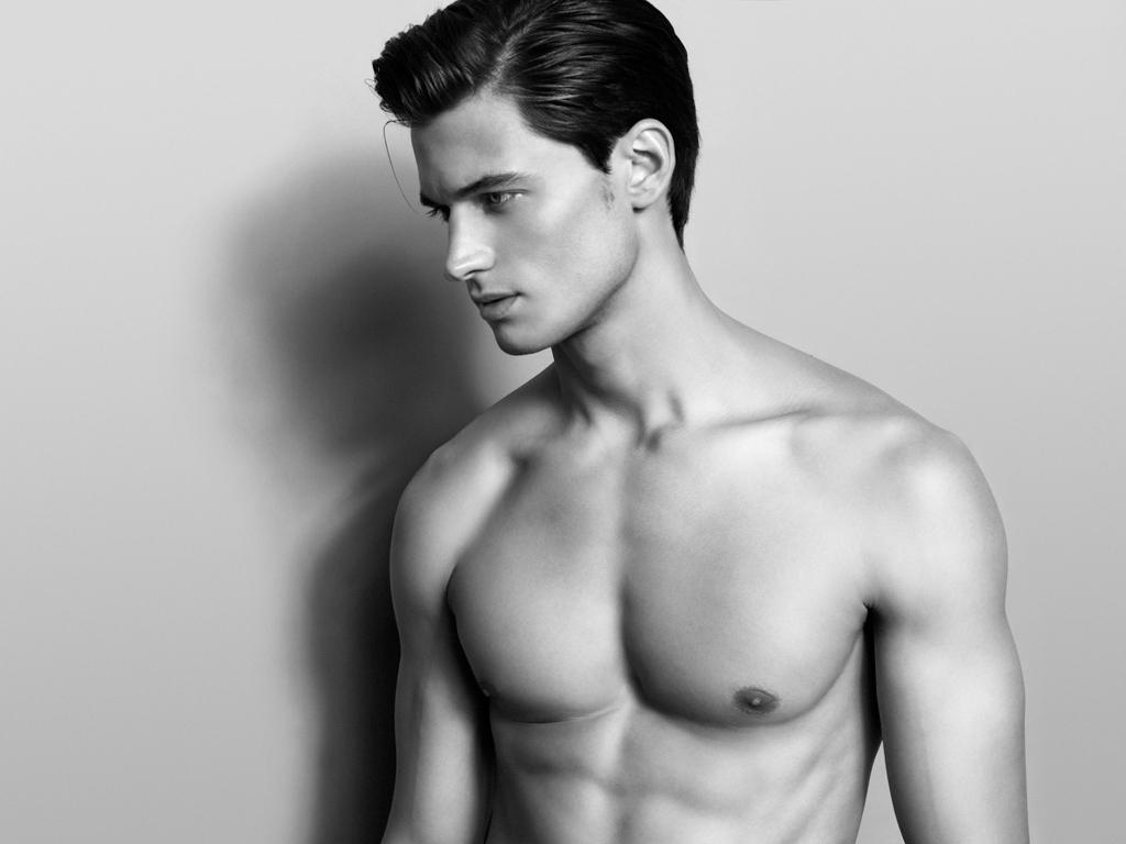 male nude neff Garrett model