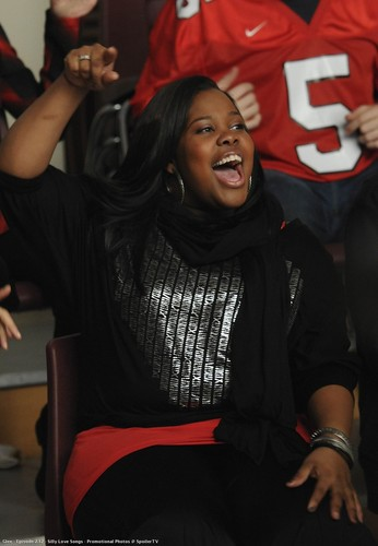 Glee - Episode 2.12 - Silly Love Songs - Promotional تصاویر
