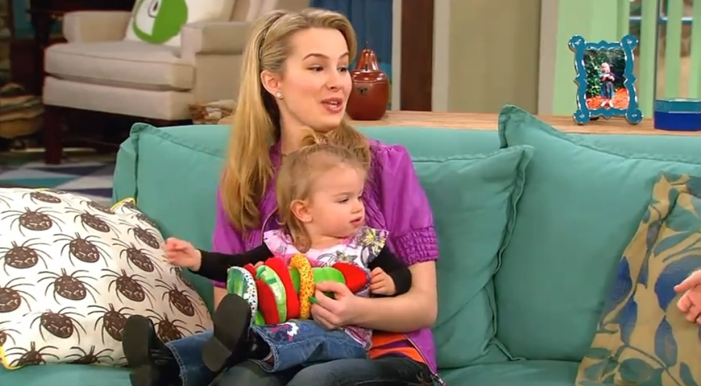 Images Of Good Luck Charlie Snow Show Parts And Mia Talerico Image
