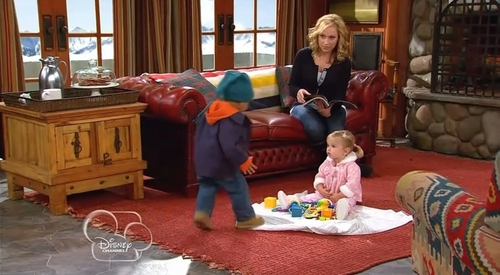 Mia Talerico Wallpaper With A Living Room, A Family Room, And A Den Titled. Good  Luck Charlie ... Part 73