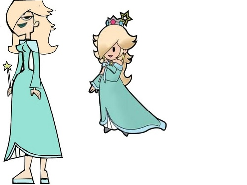 Gwen As Rosalina