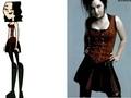 Gwen as Amy lee - total-drama-island fan art