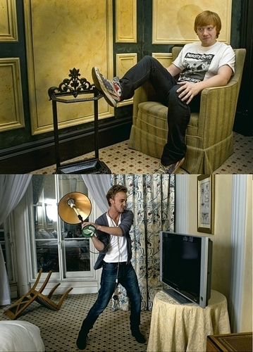 Tom & Rupert :))