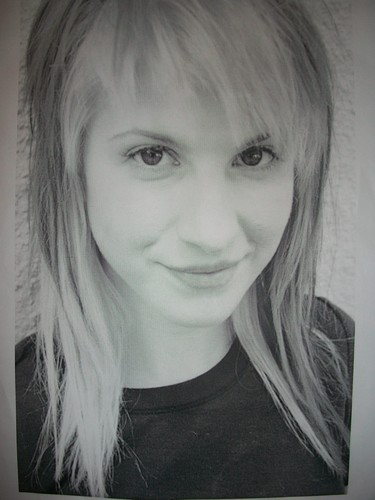 Hayley Williams art project