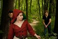 Here Comes Little Red Riding Hood - fairy-tales-and-fables photo