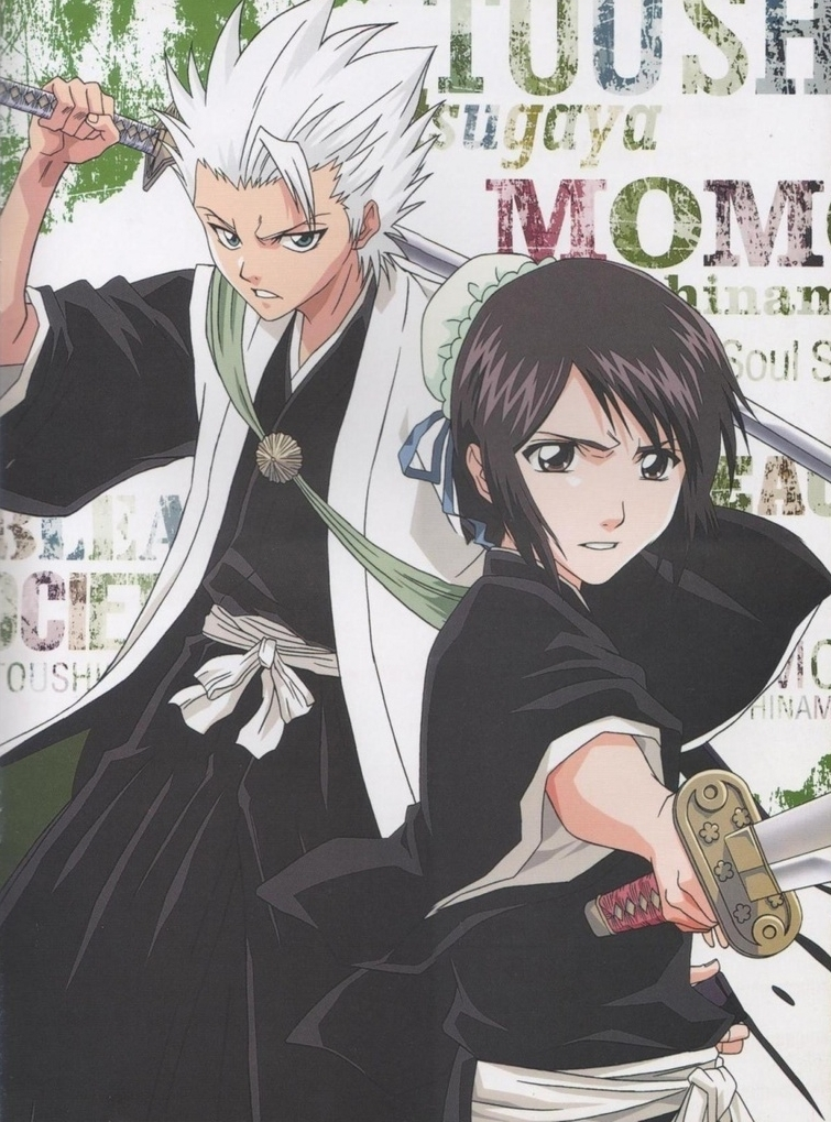 hinamori and hitsugaya relationship questions
