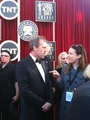 Hugh at the SAG Awards 2011 - Red Carpet - hugh-and-lisa photo