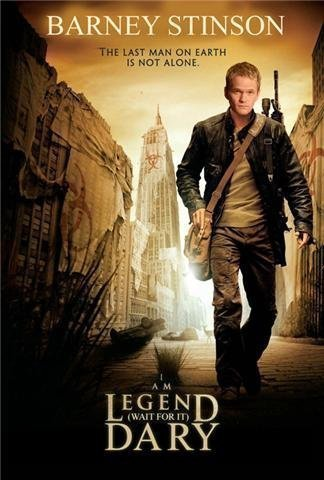 I Am Legend - barney-stinson Fan Art