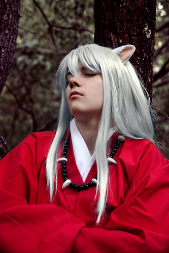 Inuyasha cosplay - inuyasha Photo