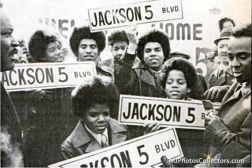 Jackson 5 <3