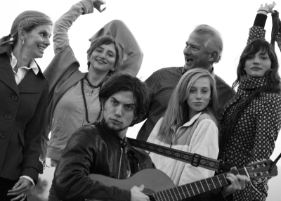 Jackson rathbone and his family