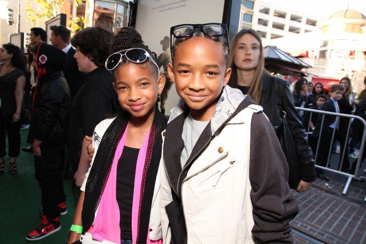 Jaden & Willow Smith :)
